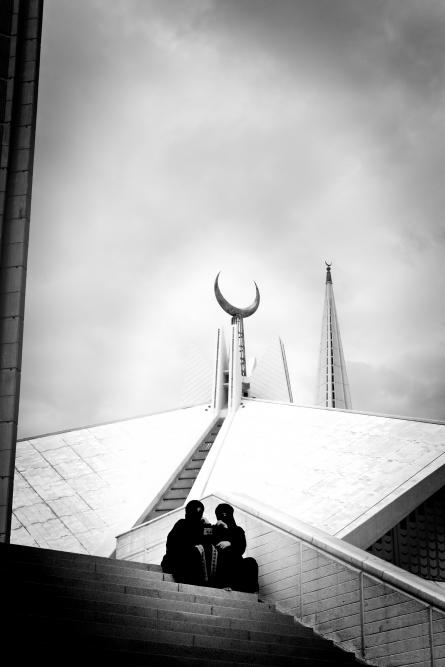 mešita Šáha Faisala v Islámabádu