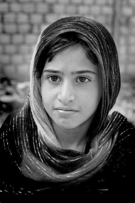 dívka ze Swatu
